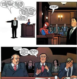 True Story: Spiderman