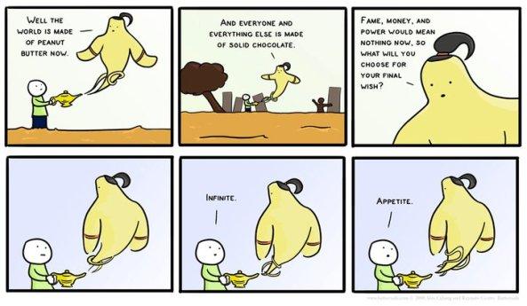 Epic Dark Humour Comic