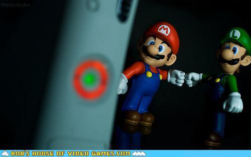 Mario and Luigi Wii Payback Time