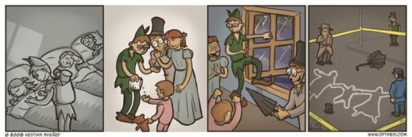 Peter Pan Fail