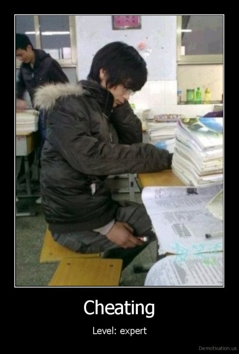 Cheating Level: Expert