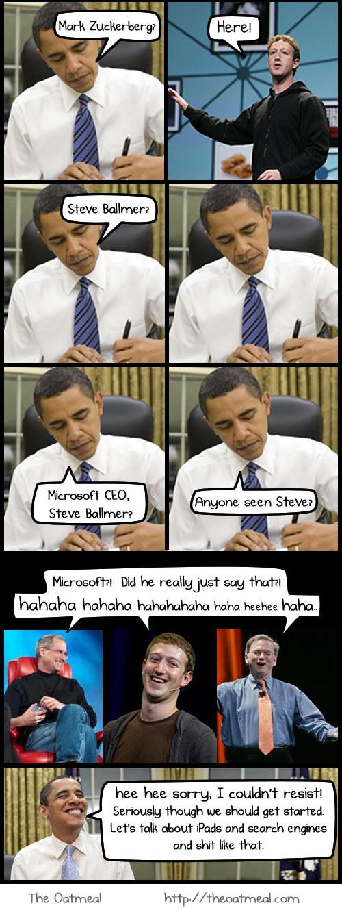 Obama Meet
