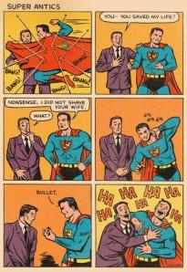 Old Comic