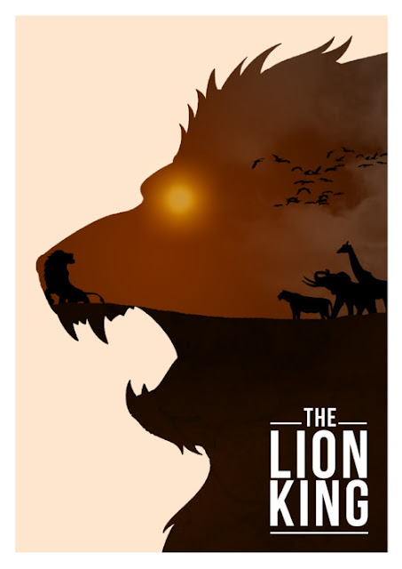 Lion King Minimalist