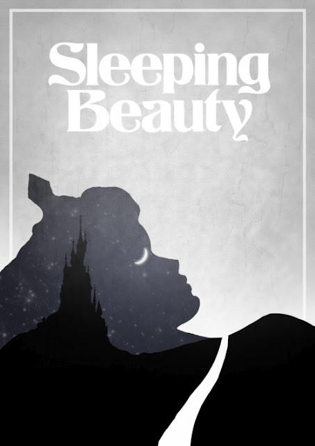 Sleeping Beauty Minimalist