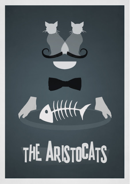 The Aristocats Minimalist