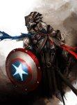 Medieval Captain America