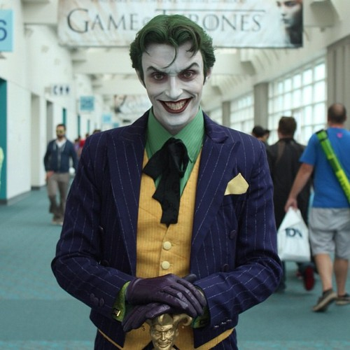 Ridiculously Photogenic Joker