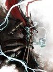 Medieval Thor